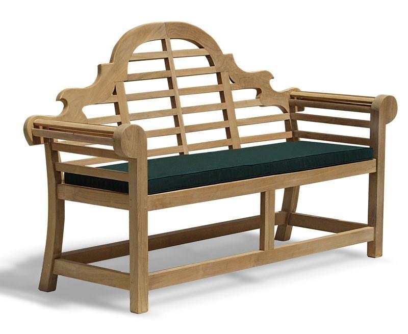 Lutyens Bench Teak 1 65m