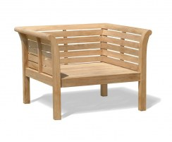Outdoor Daybed Chair - Teak
