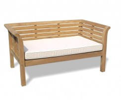 Teak Outdoor Daybed – 1.5m