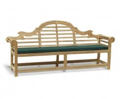 Lutyens Bench, Teak – 2.25m
