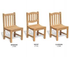 Teak Side Chair Options