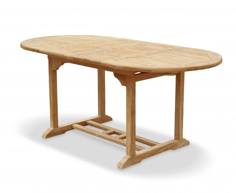 Brompton Bijou Double Extendable Table – 1.2 - 1.8m