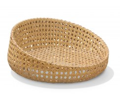 Oyster Rattan Double Daybed