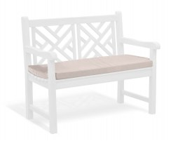 Garden Bench Cushion, 2 seater – 4ft/1.2m