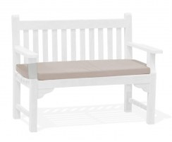Outdoor Bench Cushion, 2 seater – 4ft/1.2m