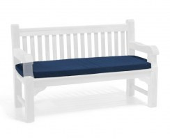 1.5m Outdoor Park Bench Cushion to fit Balmoral, Taverners, Tribute