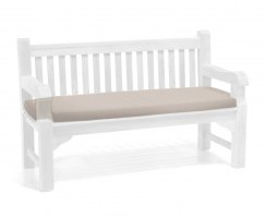 Outdoor Bench Seat Cushion, 3 seater – 5ft/1.5m