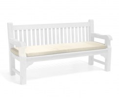4 seater garden bench cushion