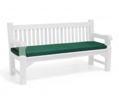 6ft garden bench cushion