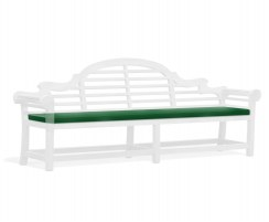 Lutyens-Style 6 Seater Garden Bench Cushion