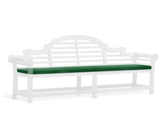 Lutyens-Style 6 Seater Garden Bench Cushion