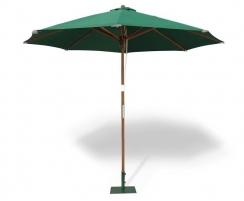 2.5m Parasol, Octagonal, FSC Hardwood