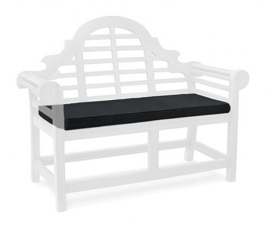 Lutyens-Style 2 Seater Garden Bench Cushion