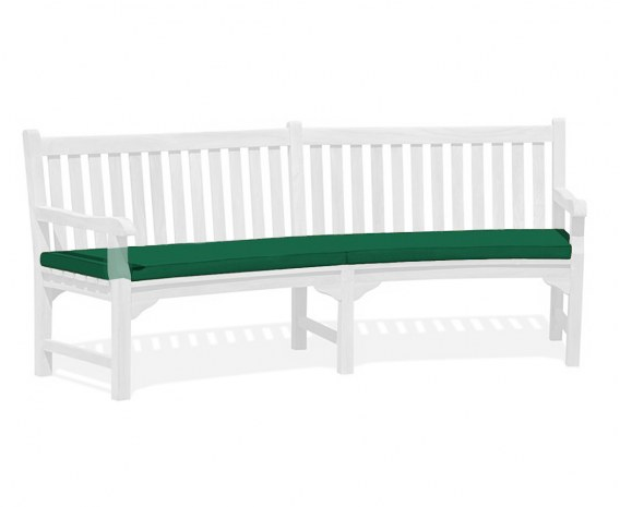Connaught Curved Bench Cushion