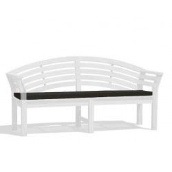 2m bench cushion