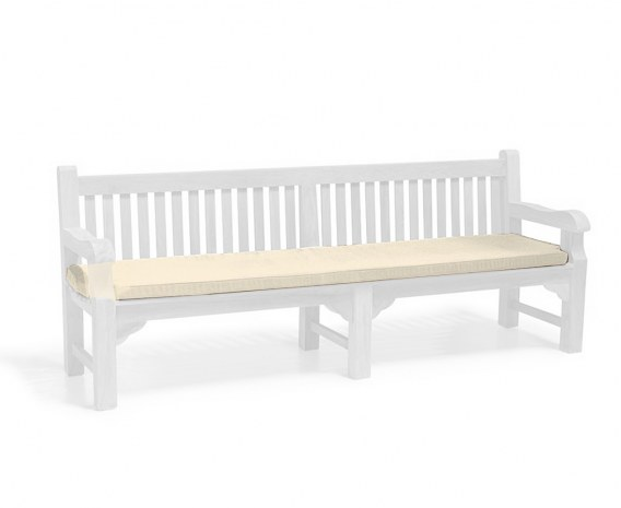 Outdoor Bench Cushion Large 2 4m