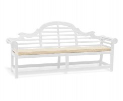 Lutyens-Style 5 Seater Garden Bench Cushion