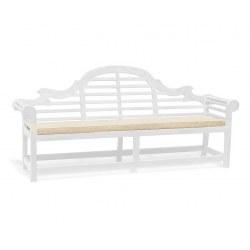 Lutyens-Style 5 Seater Garden Bench Cushion