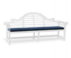 lutyens-style extra large bench cushion