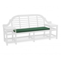 Outdoor Bench Cushion to fit Cheltenham Decorative Garden Bench
