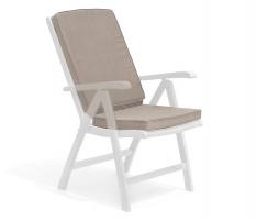 garden reclining chair cushion