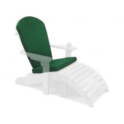 Adirondack Chair Cushion, Bear Chair Cushion