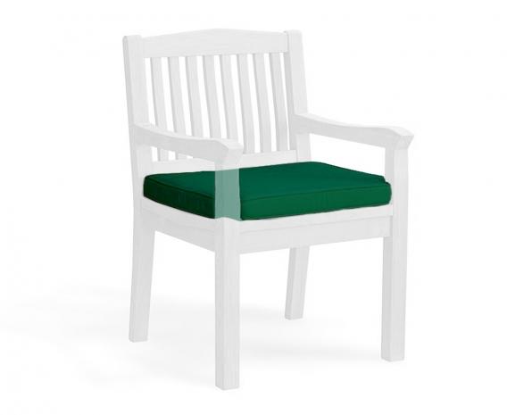 Hilgrove Outdoor Armchair Cushion, Garden Chair Pad