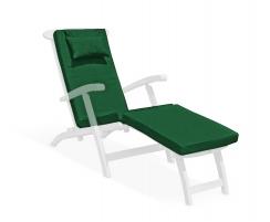 Steamer Chair Cushion, Deck Chair Cushion