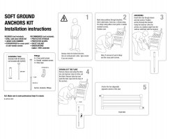 Soft Ground Anchors Installation Instructions