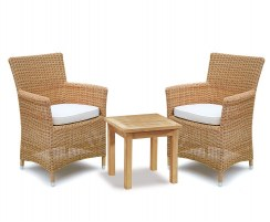 Riviera 2 Seater Rattan Furniture Set