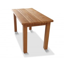 Chichester Contemporary Teak Table