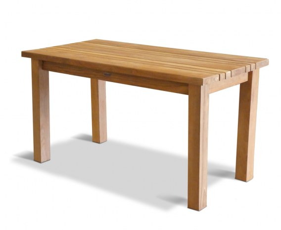 Chichester Teak Outdoor Dining Table, Rectangular - 1.4m