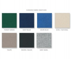 Cushion Fabric Swatches