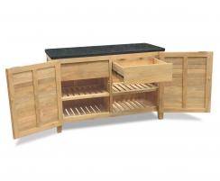 Aria Garden Buffet Console Table