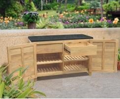 Aria Garden Console Table