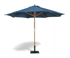 3m Garden Parasol, Octagonal, FSC Hardwood
