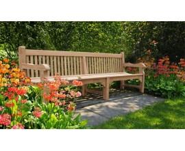 Hardwood Garden Benches | Chunky Garden Benches | Balmoral Benches
