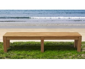 Chichester Benches | Backless Garden Benches | Modern Benches