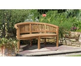 Contemporary Garden Benches | Curved Garden Benches | Modern Benches