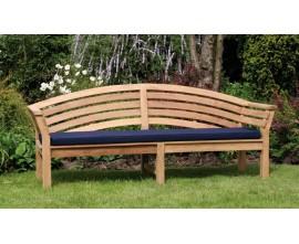 Salisbury Benches | Teak Garden Benches | Decorative Garden Benches