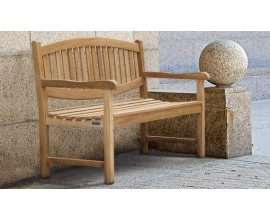 Three Seater Garden Benches|Teak Wood Benches|Outdoor Furniture Bench