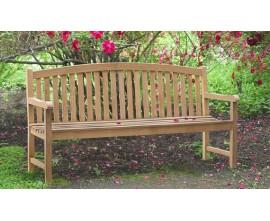 Teak Garden Bench Seats | 4 Seater Garden Benches