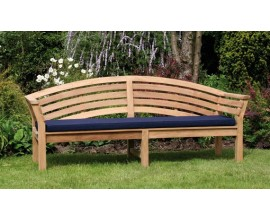 All Weather Garden Benches | 7ft Wide Garden Benches | Teak Wood Bench