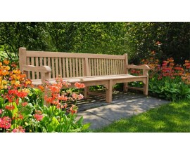 Park Benches | Teak Outside Benches | Public Benches