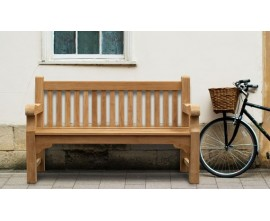 Heavy Duty Garden Benches |Sturdy Garden Bench |Heavy Duty Teak Bench
