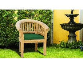 Teak Banana Chairs | Garden Tub Chairs | Outdoor Tub Chairs