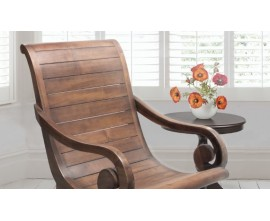 Plantation Chair|Planter's Chair|Garden Chaise Lounges|Teak Lazy Chair