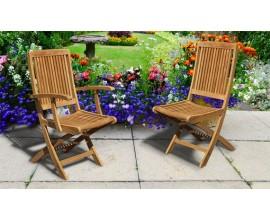 Rimini Chairs | Teak Garden Chairs