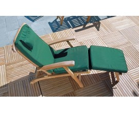 Steamer Chair Cushions |Deck Chair Cushions |Steamer Lounger Cushions