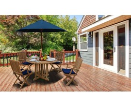 Berrington Dining Sets | Teak Garden Furniture Sets
